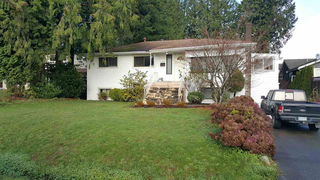 Main Photo: 14775 69 AVENUE in Surrey: House for sale : MLS®# R2125575