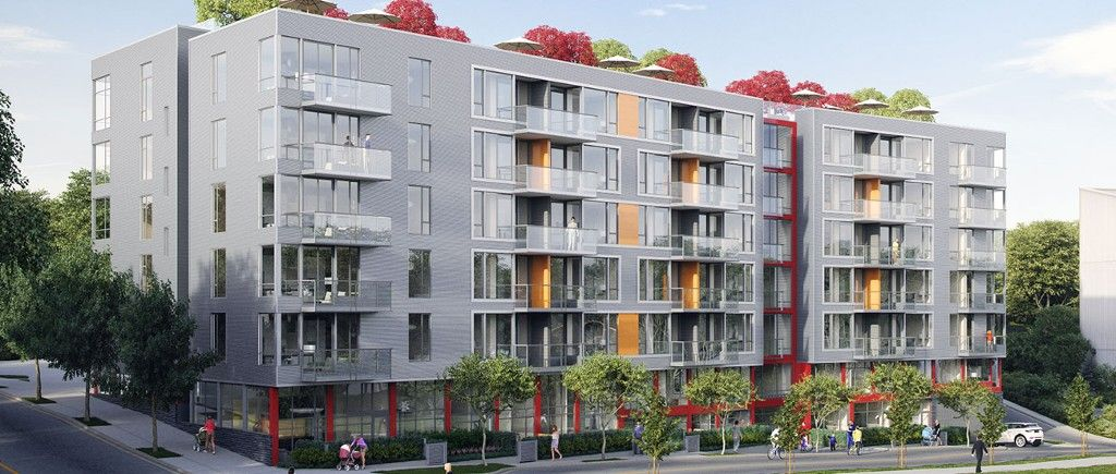 Main Photo: #107-417 Great Northern Way in Vancouver: False Creek Condo for sale (Vancouver West)  : MLS®# Presale