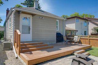 Photo 25: 96 Crawford Avenue in Winnipeg: Norwood Flats Single Family Detached for sale (2B)  : MLS®# 202115171
