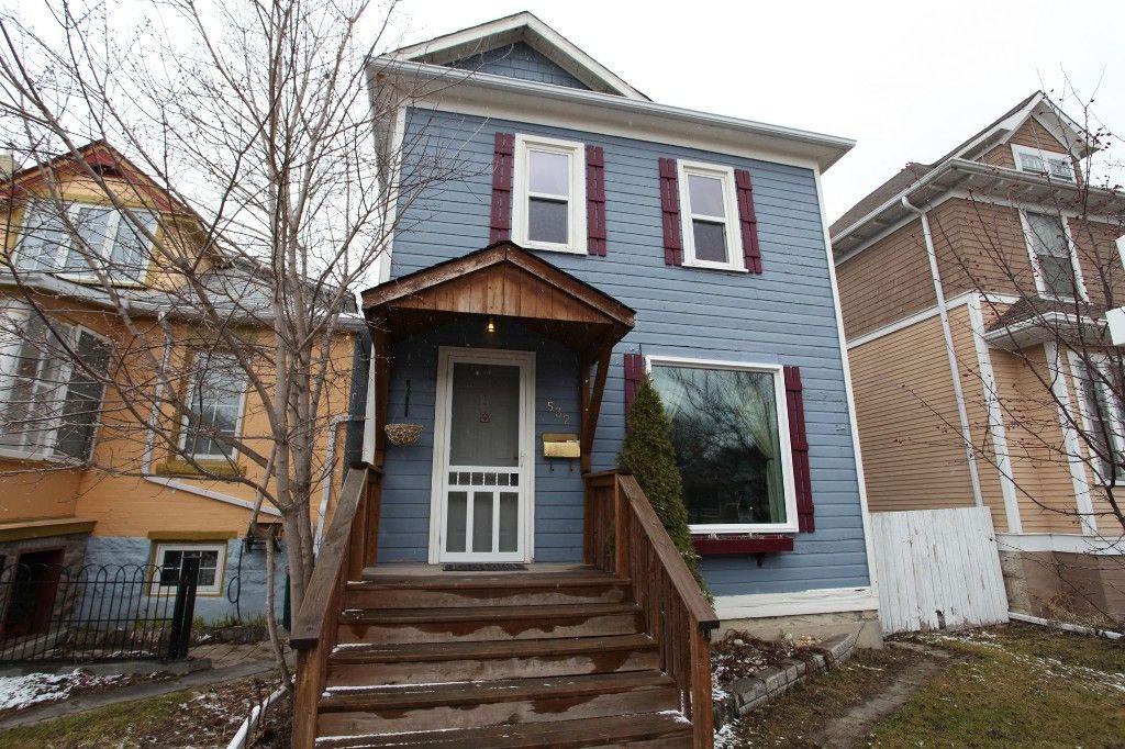 Photo 35: Photos: 532 Telfer Street South in Winnipeg: Wolseley Single Family Detached for sale (West Winnipeg)  : MLS®# 1307814
