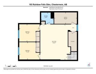 Photo 44: 193 Rainbow Falls Glen: Chestermere Detached for sale : MLS®# A1147433