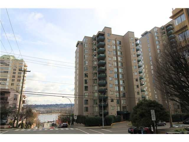 "Main Photo: 704 410 CARNARVON Street in New Westminster: Downtown NW Condo for sale in ""CARNARVON PLACE"" : MLS®# V1075370"