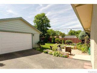 Photo 13: 145 Browning Boulevard in WINNIPEG: Westwood / Crestview Residential for sale (West Winnipeg)  : MLS®# 1515356
