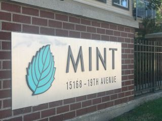 "Photo 1: 205 15168 19 Avenue in Surrey: Sunnyside Park Surrey Condo for sale in ""The MINT"" (South Surrey White Rock)  : MLS®# R2199030"