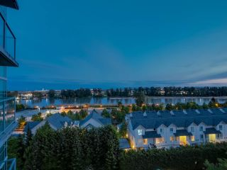 """Photo 2: 803 2763 CHANDLERY Place in Vancouver: Fraserview VE Condo for sale in """"RIVER DANCE"""" (Vancouver East)  : MLS®# R2067616"""