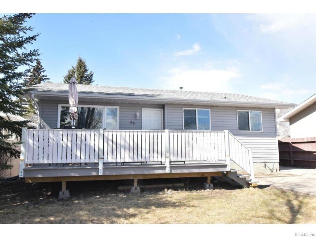 Main Photo: 54 MARKWELL Drive in Regina: Sherwood Estates Single Family Dwelling for sale (Regina Area 01)  : MLS®# 606993