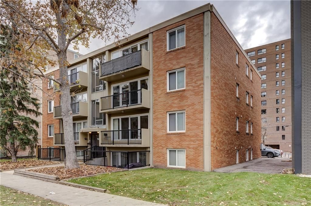 Main Photo: 413 1025 14 Avenue SW in Calgary: Beltline Apartment for sale : MLS®# A1071729
