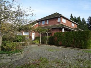Photo 1: 19138 42A Avenue in Surrey: Serpentine House for sale (Cloverdale)  : MLS®# F1426498
