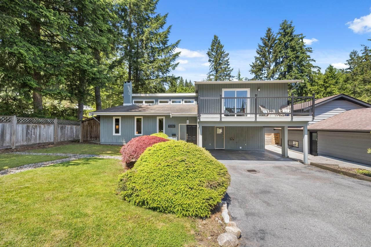 Main Photo: 3352 TENNYSON Crescent in North Vancouver: Lynn Valley House for sale : MLS®# R2623030