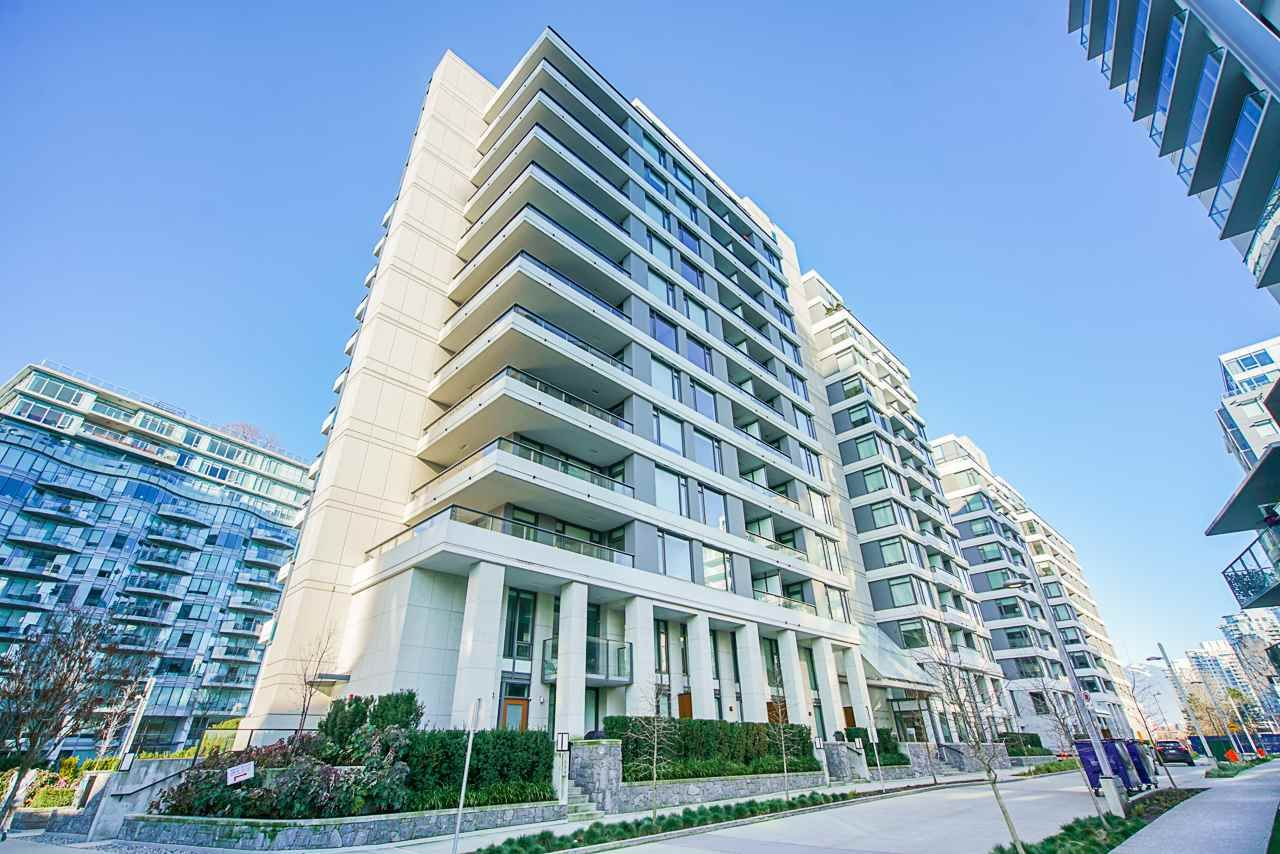 """Main Photo: 701 1688 PULLMAN PORTER Street in Vancouver: Mount Pleasant VE Condo for sale in """"NAVIO AT THE CREEK (SOUTH)"""" (Vancouver East)  : MLS®# R2532164"""