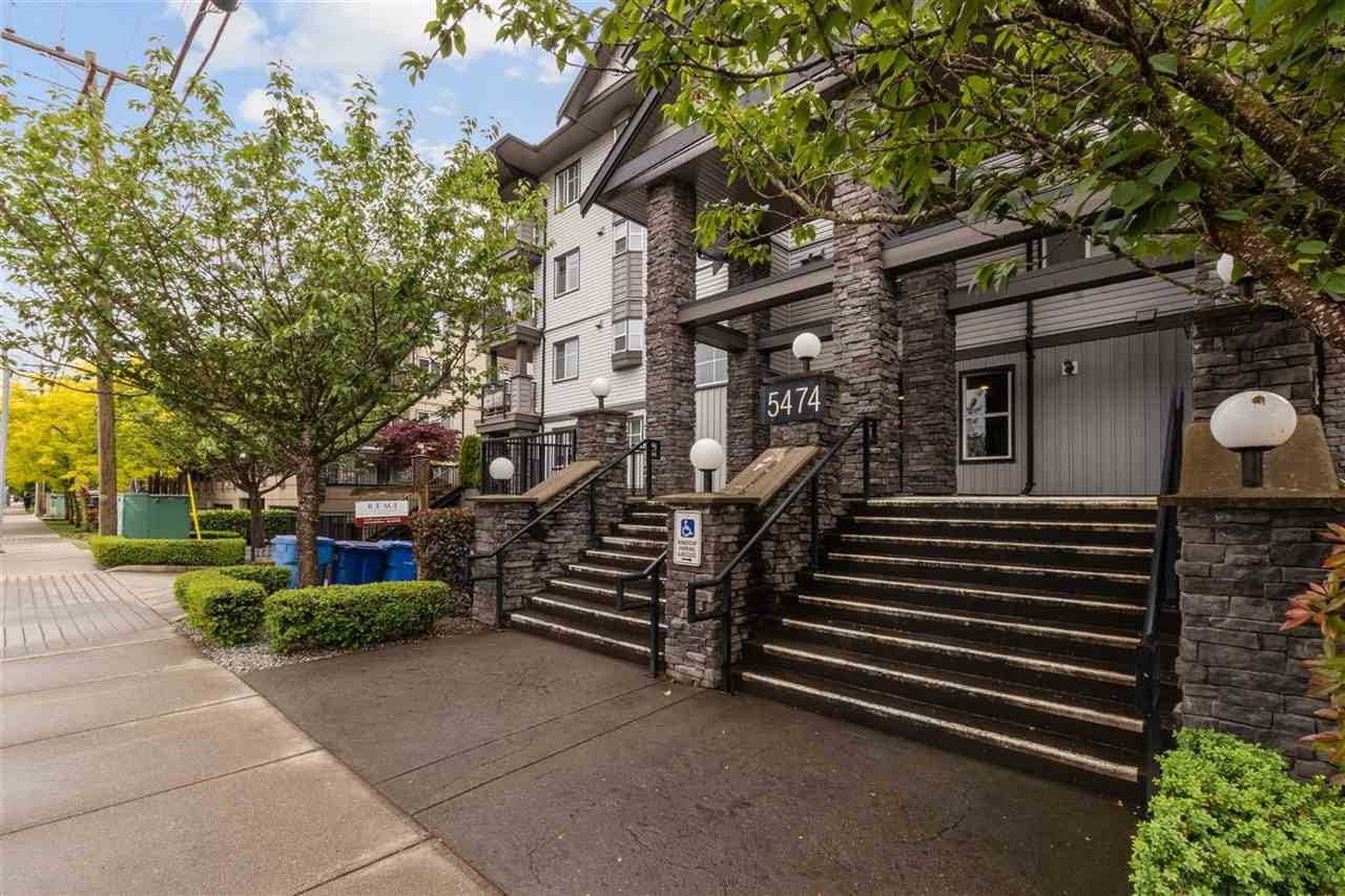 """Main Photo: 209 5474 198 Street in Langley: Langley City Condo for sale in """"Southbrook"""" : MLS®# R2586802"""