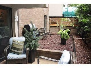 Photo 2: 103 1718 NELSON Street in Regency Terrace: West End VW Home for sale ()  : MLS®# V1135647