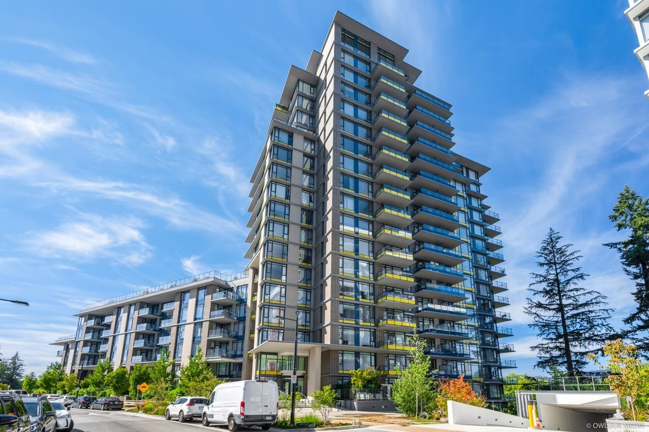 Main Photo: 1102 8850 UNIVERSITY Crescent in Burnaby: Simon Fraser Univer. Condo for sale (Burnaby North)  : MLS®# R2615401