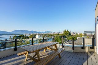 """Photo 10: 401 2298 W 1ST Avenue in Vancouver: Kitsilano Condo for sale in """"The Lookout"""" (Vancouver West)  : MLS®# R2617579"""
