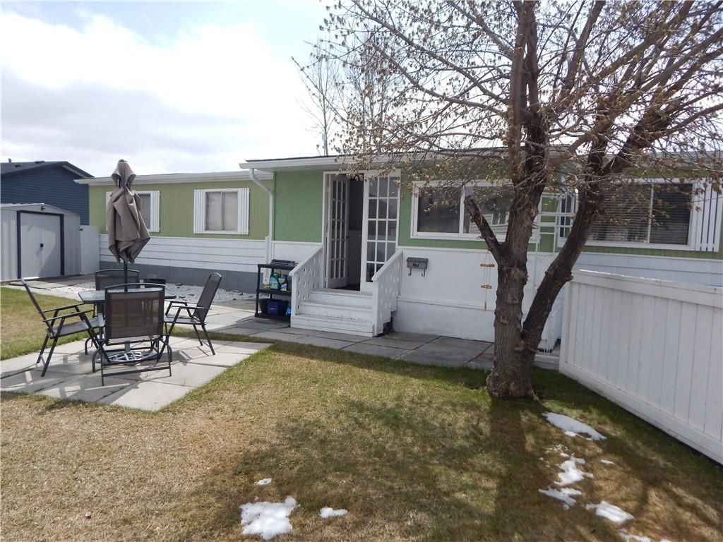 Photo 2: Photos: 257 6220 17 Avenue W in Calgary: Red Carpet Mobile for sale : MLS®# C4293054
