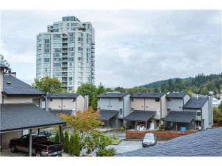 Photo 8: 263 BALMORAL Place in Port Moody: North Shore Pt Moody Townhouse for sale : MLS®# V1085063