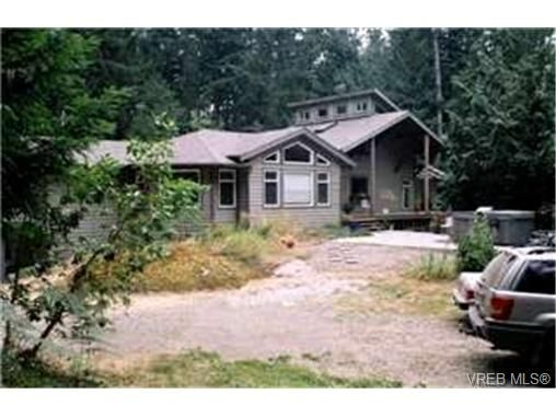 Main Photo:  in SHAWNIGAN LAKE: ML Shawnigan House for sale (Malahat & Area)  : MLS®# 415290