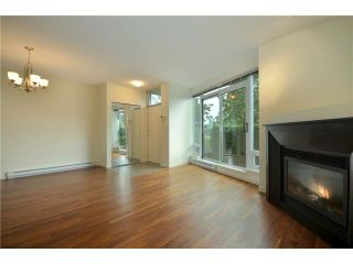 "Photo 1: # TH107 980 COOPERAGE WY in Vancouver: Yaletown Condo for sale in ""COOPERS POINT"" (Vancouver West)  : MLS®# V914823"