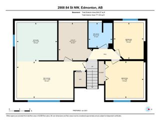 Photo 36: 2908 84 Street in Edmonton: Zone 29 House for sale : MLS®# E4249144