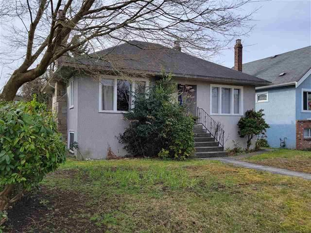 Main Photo: 384 EAST 37TH AVE in VANCOUVER: Main House for sale (Vancouver East)  : MLS®# R2546237