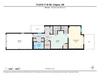 Photo 35: 73 2318 17 Street SE in Calgary: Inglewood Row/Townhouse for sale : MLS®# A1098159