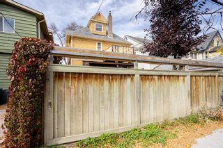 Photo 32: 157 Chestnut Street in Winnipeg: Wolseley Residential for sale (5B)  : MLS®# 202024846
