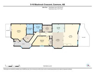 Photo 34: 5 10 Blackrock Crescent: Canmore Apartment for sale : MLS®# A1099046