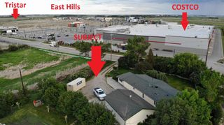 Photo 1: 8080R 9 Avenue SE in Calgary: Belvedere Land for sale : MLS®# A1046074