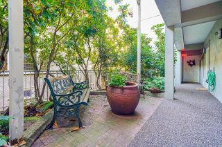 Photo 3: 105 1220 BARCLAY Street in Vancouver: West End VW Condo for sale (Vancouver West)  : MLS®# R2619630