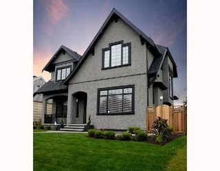 Main Photo: 4049 28TH Ave in Vancouver West: Dunbar Home for sale ()  : MLS®# V702107