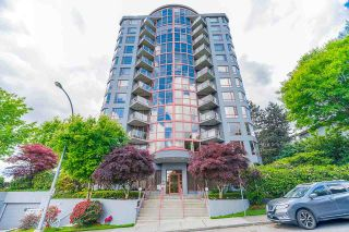 """Photo 2: 803 38 LEOPOLD Place in New Westminster: Downtown NW Condo for sale in """"THE EAGLE CREST"""" : MLS®# R2584446"""