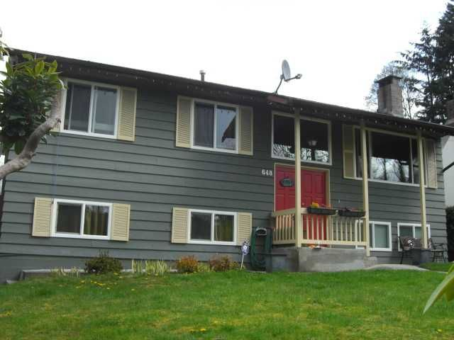 Main Photo: 648 W 14TH Street in North Vancouver: Hamilton House for sale
