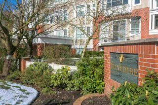 "Photo 24: 405 5280 OAKMOUNT Crescent in Burnaby: Oaklands Condo for sale in ""BELVEDERE"" (Burnaby South)  : MLS®# R2241684"