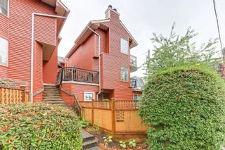 Main Photo: 8676 SW MARINE Drive in Vancouver: Marpole Townhouse for sale (Vancouver West)  : MLS®# R2619220