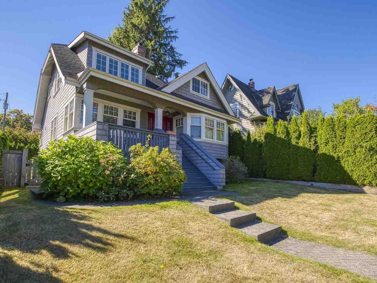 Main Photo: 4532 W 6TH AVENUE in Vancouver: Point Grey House for sale (Vancouver West)  : MLS®# R2516484