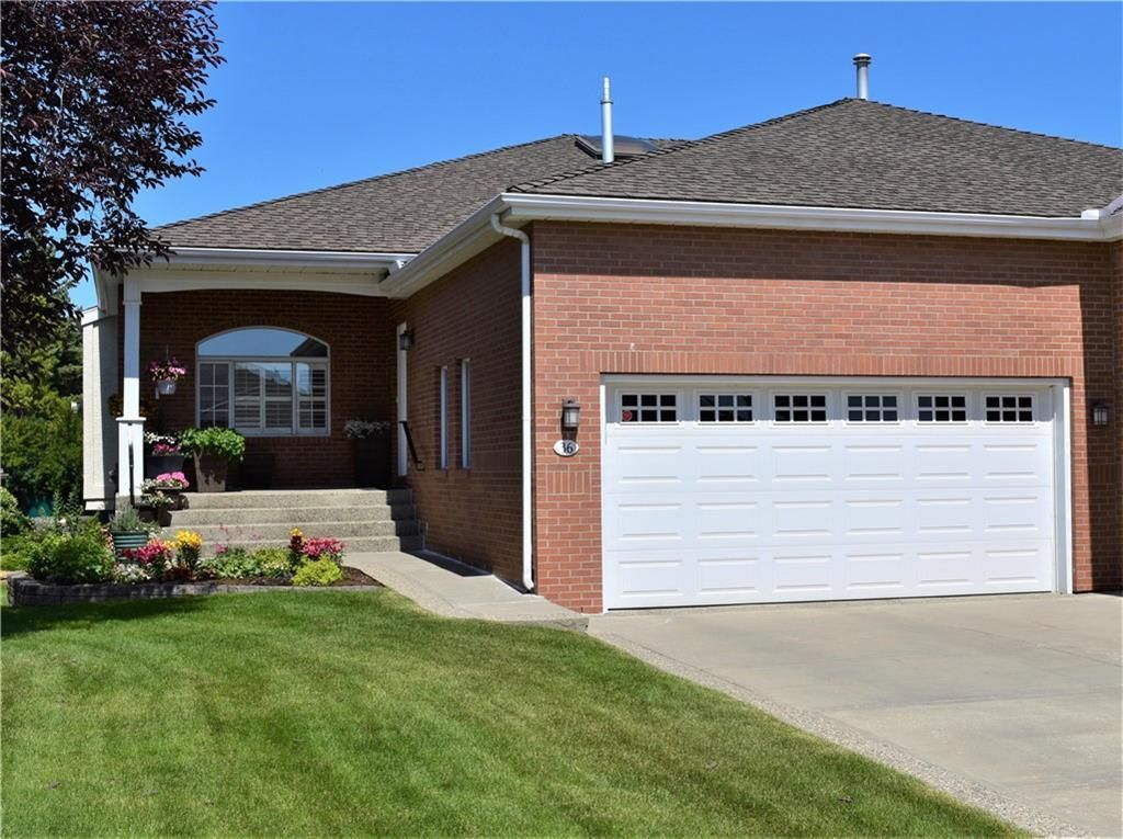 Main Photo: 36 Prominence Point SW in Calgary: Patterson Semi Detached for sale : MLS®# C4279662