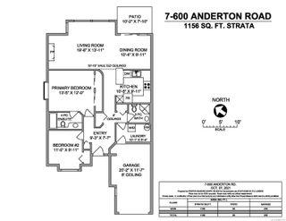 Photo 25: 7 600 Anderton Rd in Comox: CV Comox (Town of) Row/Townhouse for sale (Comox Valley)  : MLS®# 888275