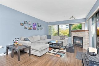 """Photo 1: 411 260 NEWPORT Drive in Port Moody: North Shore Pt Moody Condo for sale in """"THE MCNAIR"""" : MLS®# R2561906"""