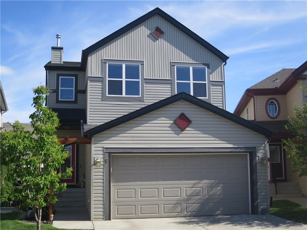 Main Photo: 9 Copperfield Point(e) in Calgary: Detached for sale : MLS®# C4064929