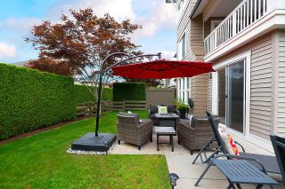 """Photo 33: 31 19452 FRASER Way in Pitt Meadows: South Meadows Townhouse for sale in """"SHORELINE"""" : MLS®# R2602857"""