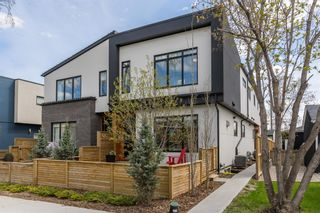 Main Photo: 1 1707 33 Avenue SW in Calgary: South Calgary Row/Townhouse for sale : MLS®# A1107408