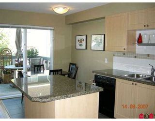 """Photo 5: 74 15168 36TH Avenue in Surrey: Morgan Creek Townhouse for sale in """"Solay"""" (South Surrey White Rock)  : MLS®# F2723651"""
