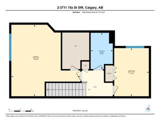 Photo 32: 2 3711 15A Street SW in Calgary: Altadore Row/Townhouse for sale : MLS®# A1144240