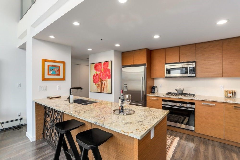 """Photo 9: Photos: 102 6311 CAMBIE Street in Vancouver: Oakridge VW Condo for sale in """"PRELUDE"""" (Vancouver West)  : MLS®# R2386113"""