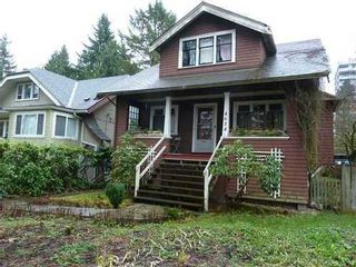 Photo 1: 4654 9TH Ave W: Point Grey Home for sale ()  : MLS®# V932780