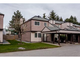 """Photo 1: 6 7551 140 Street in Surrey: East Newton Townhouse for sale in """"Glenview Estates"""" : MLS®# R2244371"""