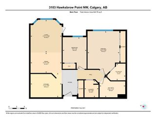 Photo 36: 3103 Hawksbrow Point NW in Calgary: Hawkwood Apartment for sale : MLS®# A1067894