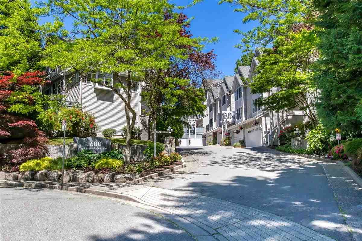 """Main Photo: 51 2600 BEAVERBROOK Crescent in Burnaby: Simon Fraser Hills Townhouse for sale in """"Avonlea"""" (Burnaby North)  : MLS®# R2373421"""