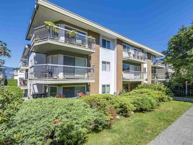 Photo 1: Photos: 105-2335 York Ave. in Vancouver: Kitsilano Condo for sale (Vancouver West)  : MLS®# R2114598