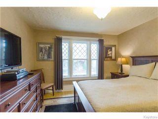 Photo 10: 166 Ruby Street in Winnipeg: West End / Wolseley Residential for sale (West Winnipeg)  : MLS®# 1612567